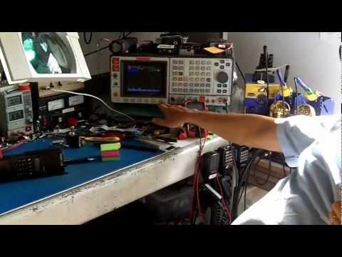A Visit To Paul's Two Way Radio Repair Pemberton, MN