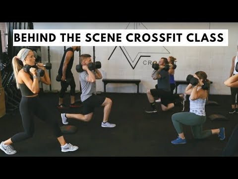 What To Expect At a CrossFit Class | Keltie O'Connor