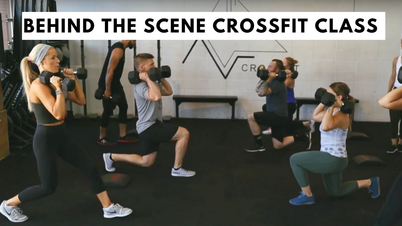 What To Expect At a CrossFit Class - YouTube c0b6a0f72