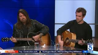 "Billy Ray Cyrus & Tyler Hilton Perform ""Some Gave All"" LIVE for Veterans Day"