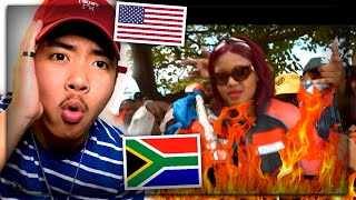 Blaq Diamond - SummerYoMuthi (Official Music Video) AMERICAN REACTION! South African Music