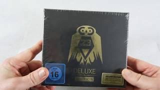 Bushido & Sido und die illuminaten  Album 23 Unboxing Deluxe Edition
