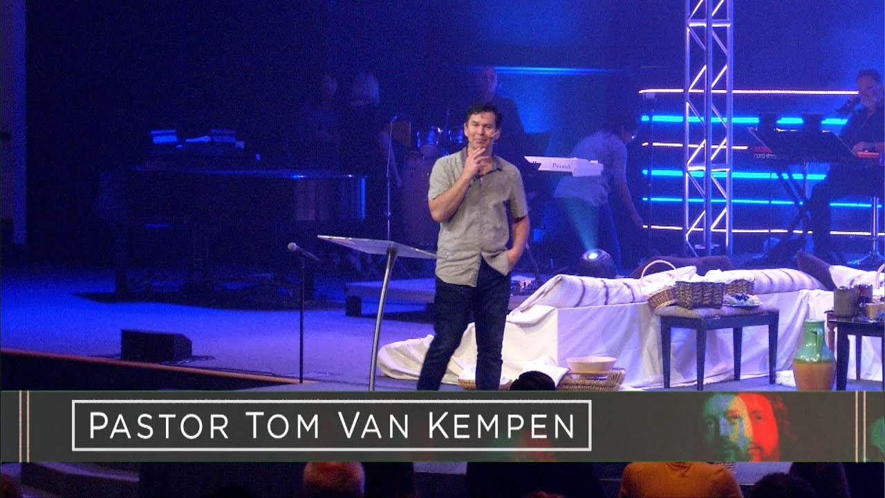 A Seat At The Table Pastor Tom Van Kempen