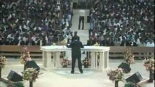 Bishop David Abioye - Manifestation of the sons of God.