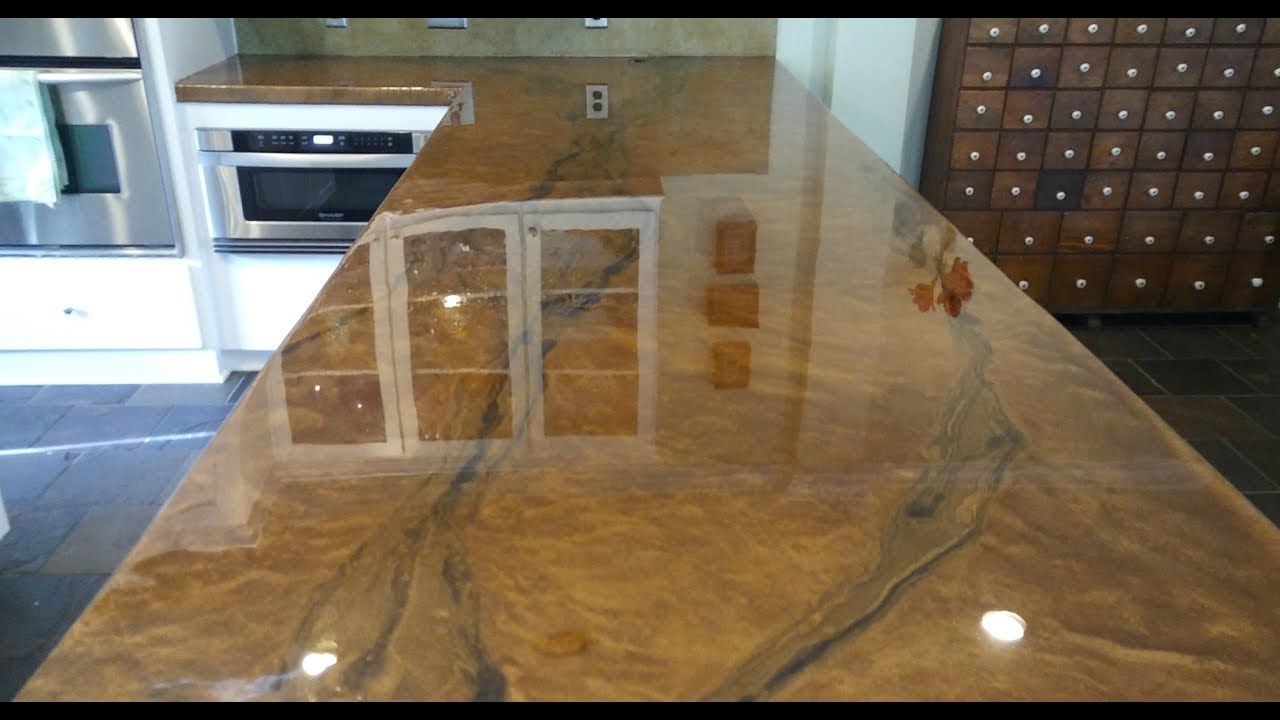 Epoxy Countertops  Houston TX  Artisan Concrete