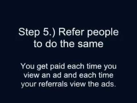 Get Paid To Click Ads {Instant PayPal / Alertpay Payments}