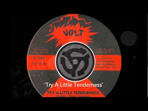 Sam Cooke & Otis Redding 'Try A Little Tenderness' Chancellor of Soul Mike Boone