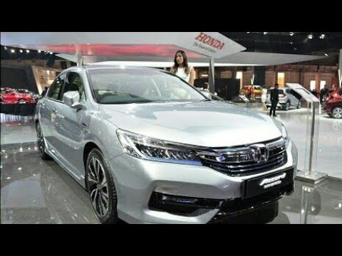 Auto Expo Motor Show 2018 India Honda Accord Hybrid Sprots Ev Concept Clarity Fuel Cell
