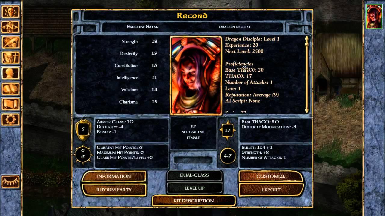 Best Dragon Disciple Build