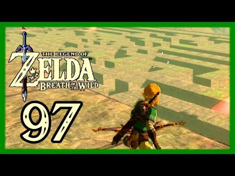 Zagrajmy w The Legend of Zelda Breath of the Wild 97: Morski labirynt