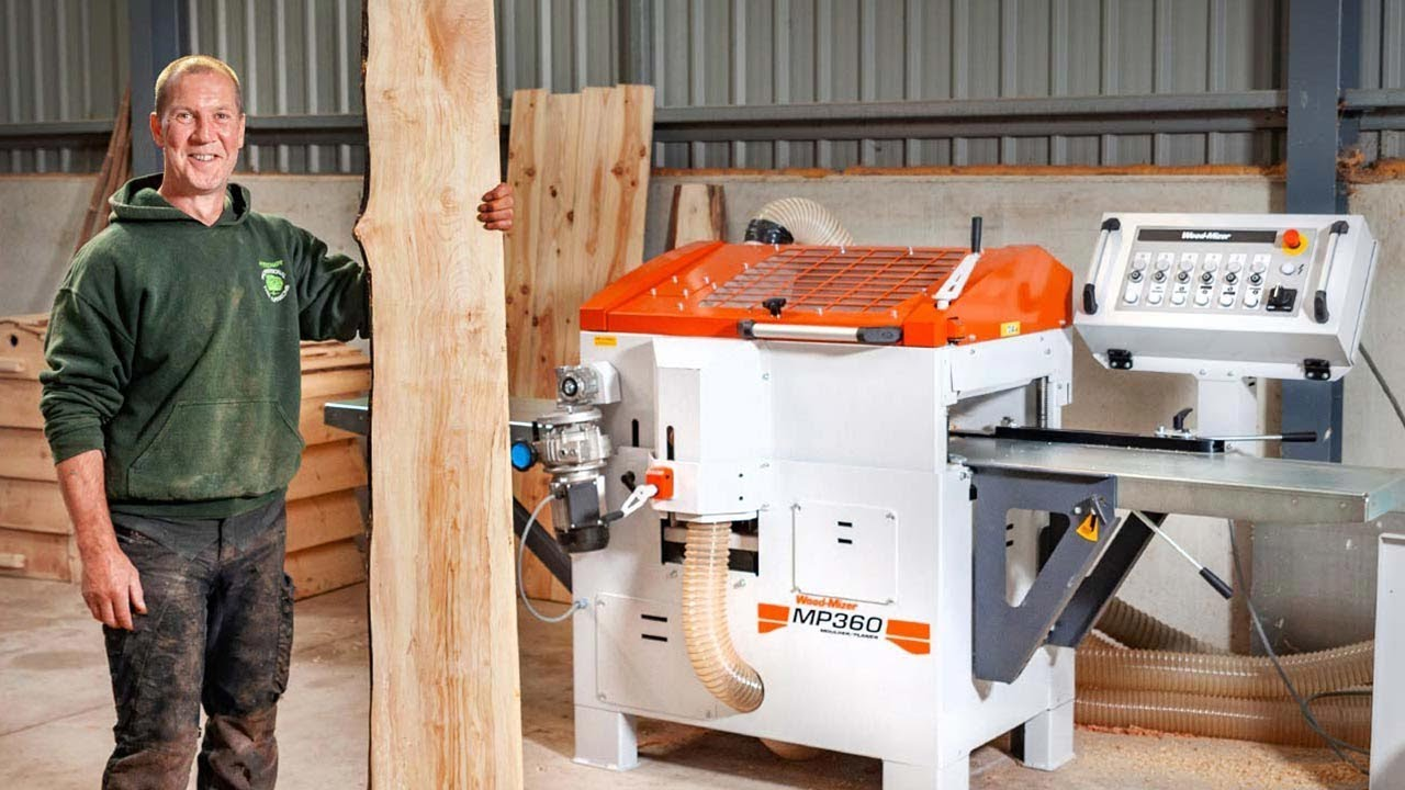 From Sawing Raw Logs to Moulding Finished Flooring | Wood-Mizer Customer  Spotlight