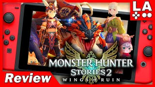 Monster Hunter Stories 2 Review ( Nintendo Switch & PC ) (Video Game Video Review)