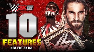 10 Things We Learnt About WWE 2K16 From Gamescom 2015