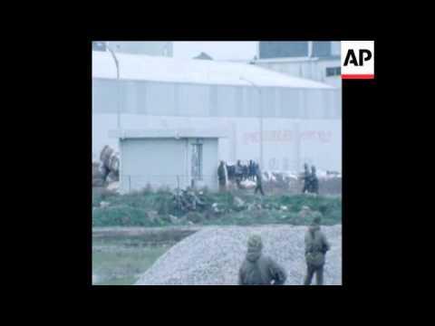 UPITN 17/02/80 LEFTIST FACTORY WORKERS ARRESTED IN IZMIR