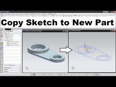 Nx Copy Sketch