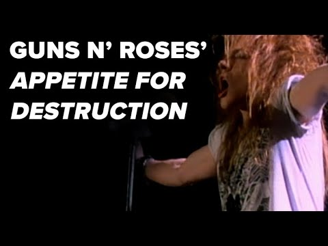 Guns N' Roses Released Appetite For Destruction | This Week in Music History