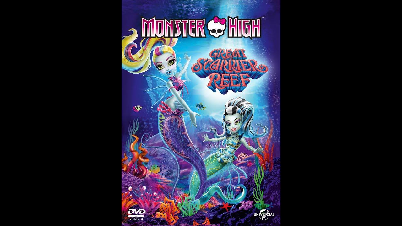 Школа монстров  Monster High  смотреть мультик бесплатно