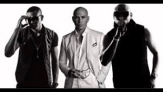 Piensas (Dile La Verdad) .. Pitbull Ft. Gente de Zona .. Letra - HD