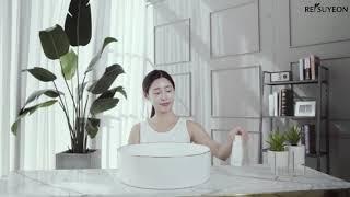 리수연 효소발효 클렌징 :  파우더 클렌징 폼