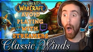 "Asmongold Reacts to ""10 Reasons to Avoid Streamer's Servers in Classic WoW"" by Classic Winds"
