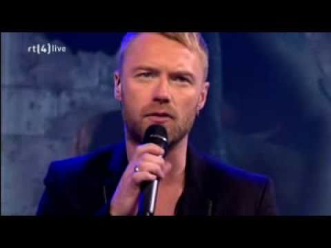 Boyzone love is a hurricane 16 5 2010
