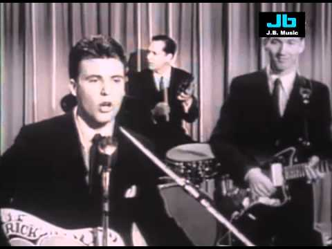 Ricky Nelson - Hello Mary Lou (with solo by James Burton)