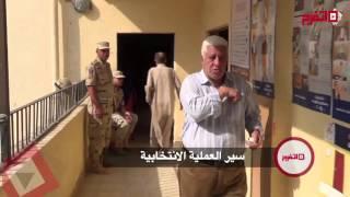 إقبال متوسط من الناخبين على الانتخابات في لجان مصر القديمة (اتفرج)