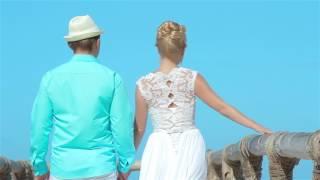 Свадьба в стиле Тиффани в Доминикане.
