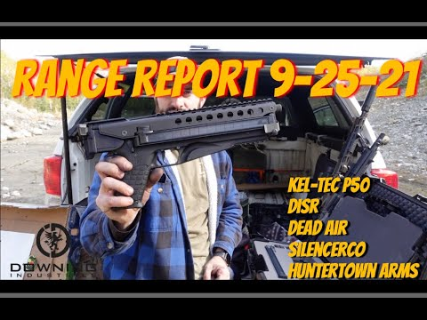 Range Report 9-25-21