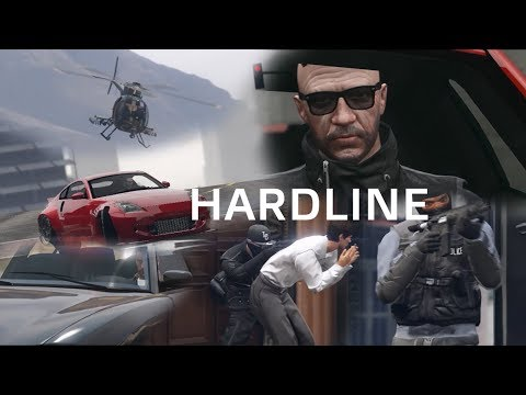 HARDLINE - [HD] A GTA V CINEMATIC