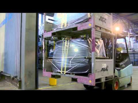 AGC Automotive Replacement Glass  - Z KVALITY NIKDY NESLEVUJEME
