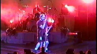 1997 Stone Temple Pilots Road Crew Band Opens the show