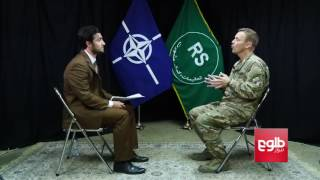 SPECIAL INTERVIEW: Siyar Sirat chats with Gen. Charles Cleveland from RS Mission on security issues.