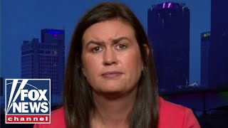 Sarah Sanders on Durham probe developments: It's just the beginning