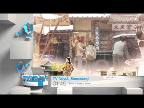 [Today 1/21] TV Novel: Samsaengi - The 1st Episode (14:35,KST)
