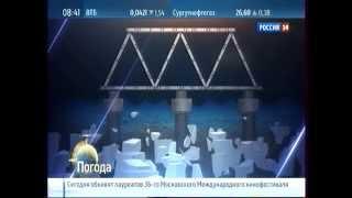 Проблемы строительства Керченского моста
