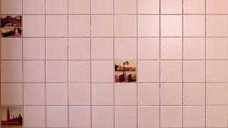 Как положить (приклеить) плитку на кухне(В этом уроке мы показываем, как праильно приклеить плитку на рабочую поверхность кухни, другими словами..., 2014-06-12T17:56:16.000Z)