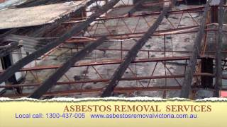 FACTORY ASBESTOS ROOF REMOVAL
