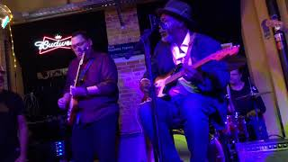 Lurrie Bell   Last Night   Mississippi Delta Blues Bar RJ   17102019