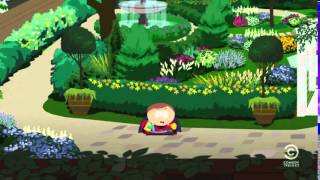 south park I'll shit in your garden