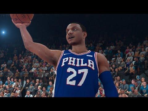 NBA 2K19 My Career EP 49 - Backdoor Lobs in NY!