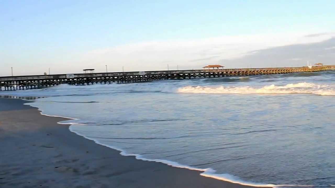 Springmaid Pier At Beach Resort Myrtle Sc