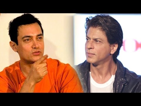 Aamir Khan INSULTS Shahrukh Khan's Dilwale Dulhaniya Le Jayenge