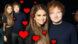 Subscribe to clevvertv: http://ow.ly/ktrcx selena gomez and ed sheeran are the subject of our latest couple alert! hollywood rumor mill has these two rom...