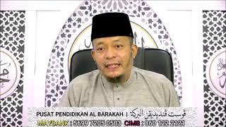 Download Dato Ustaz Mohd Kazim Elias : BERSERAH KEPADA ALLAH