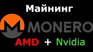 что выгодно майнить сегодня на Nvidia и AMD