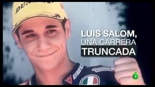 Luis Salom El recuerdo de la familia y los fans