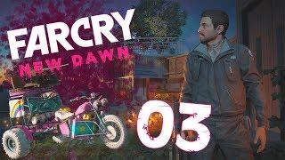 Far Cry New Dawn  | #03 | Latająca MOTORYNKA