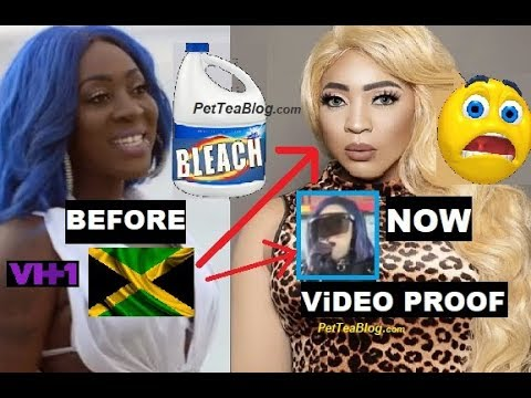Spice Bleach Her Skin & a White Woman Now, She Skipped Fake Lightskin 😱 Video