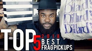 top 5 best fragrance pickups of 2018 so far